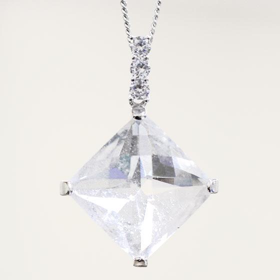 ヒマラヤ水晶四角