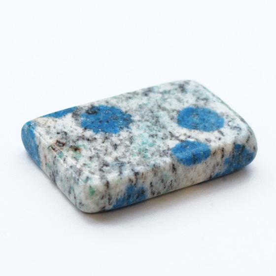 さざれ石 K2 ブルー(プレート タンブル)