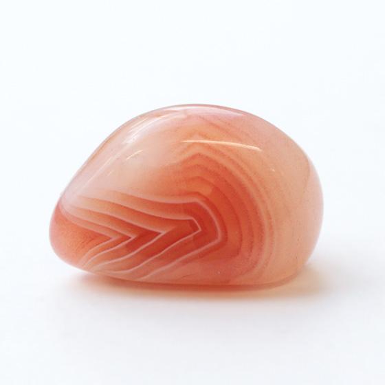 さざれ石 アプリコットアゲート(めのう)2(タンブル)