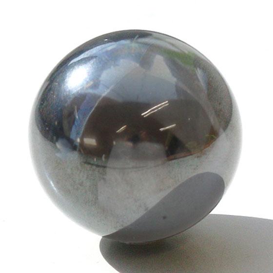 ヘマタイト2 天然石 パワーストーン 球体