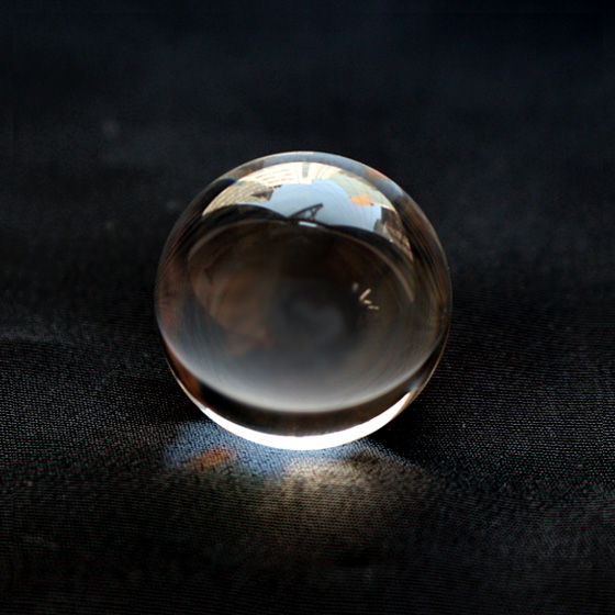 【20mm球】ブラジル産水晶