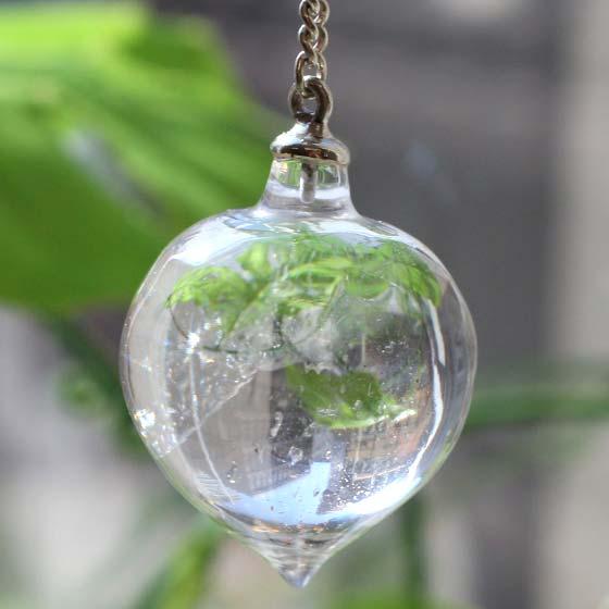 ペンジュラム 宝珠 ガネーシュヒマール産ヒマラヤ水晶