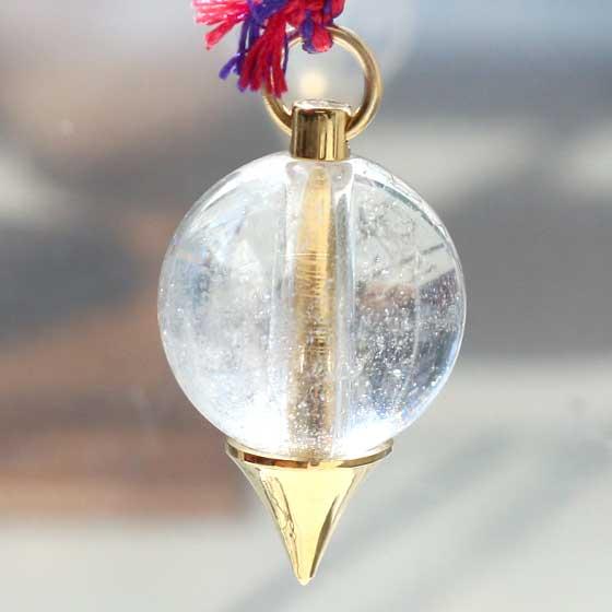 ヒマラヤ水晶ペンデュラム(ヒマラヤ/ネパール カンチェンジュンガ産)