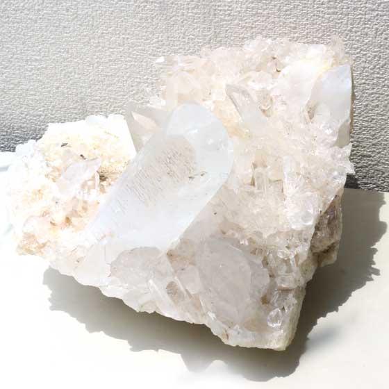 カンチェンジュンガ産ヒマラヤ水晶クラスター02