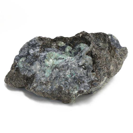ブラジル産母岩付きエメラルド原石