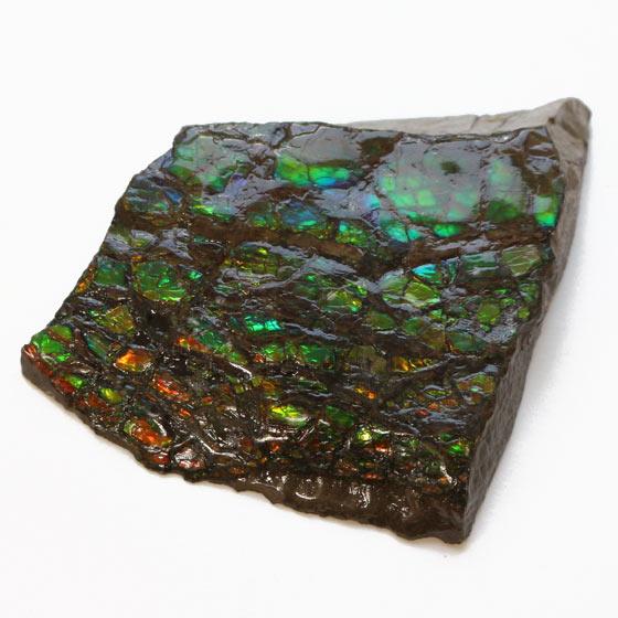 カナダ産アンモライト原石