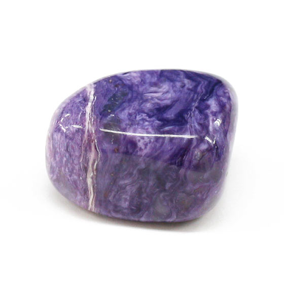 さざれ石 ロシア産チャロアイト(タンブル)