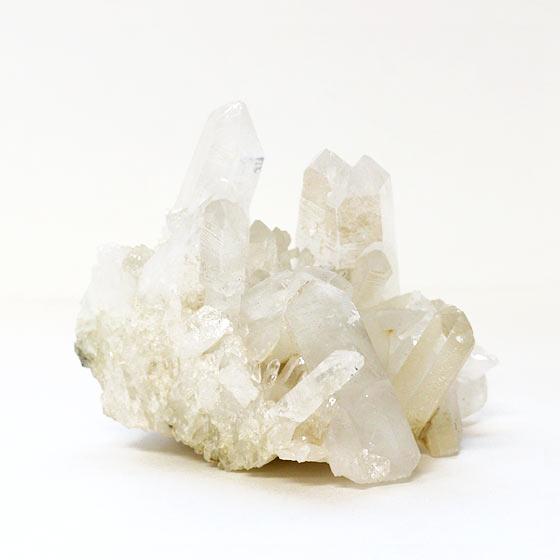 カンチェンジュンガ産ヒマラヤ水晶クラスター12