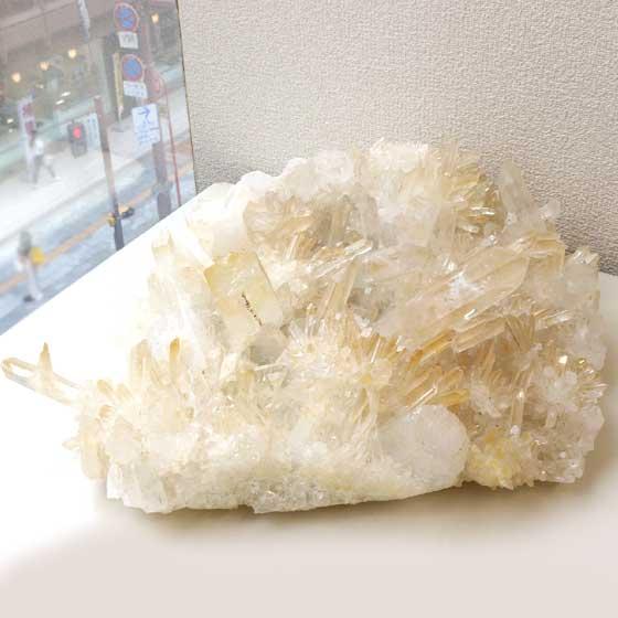 カンチェンジュンガ産ヒマラヤ水晶クラスター38