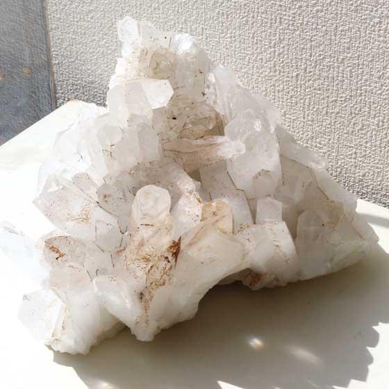 カンチェンジュンガ産ヒマラヤ水晶クラスター41