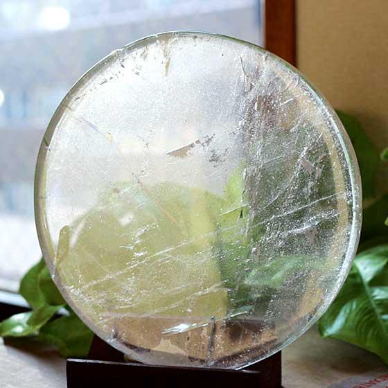 浄化用水晶プレート(浄化皿 水晶皿 浄化 皿 プレート 浄化アイテム)