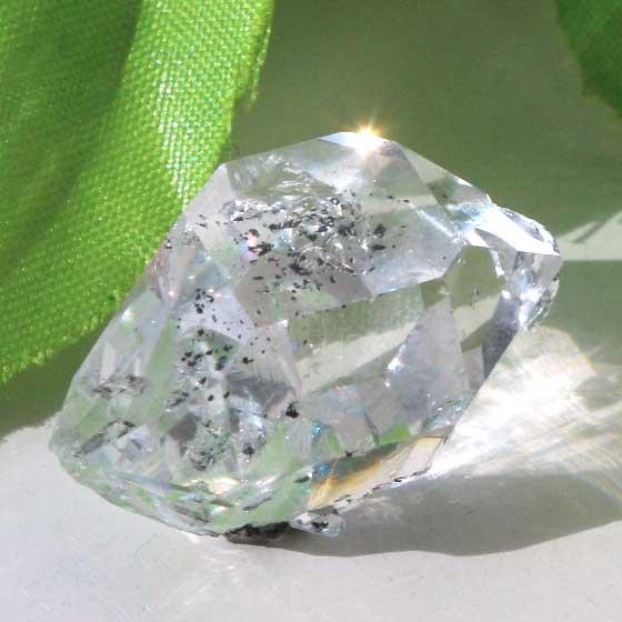 稀少ハーキマーダイヤモンド ハーキマー水晶
