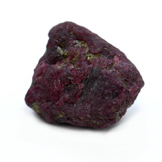 インド産 ルビー ラフ原石 (天然石 パワーストーン)