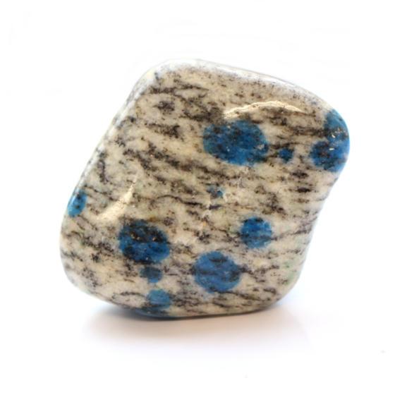 さざれ石 K2 ブルー(タンブル)(tg200303rut001blutum) メール便不可