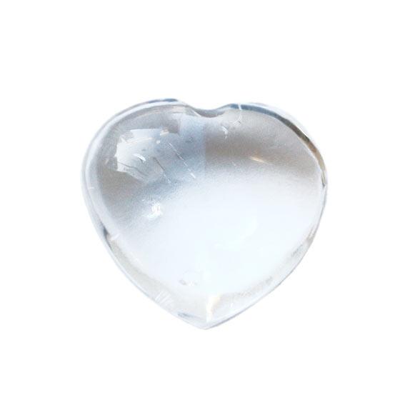 マダガスカル産 水晶 ハート