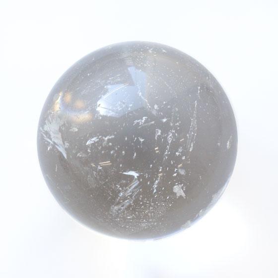 ブラジル産 レムリアン水晶 球体 43mm