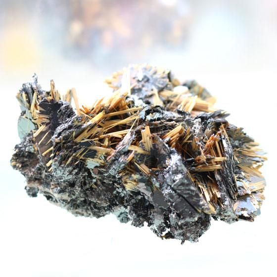 ブラジル産 ルチルクォーツ結晶 01
