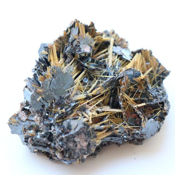 ブラジル産 ルチルクォーツ結晶 13