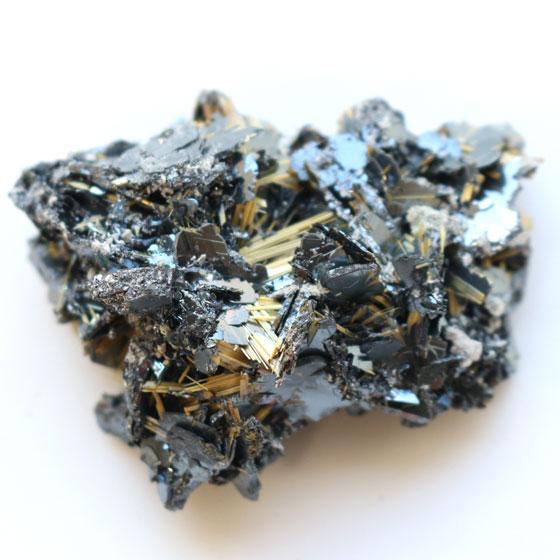 ブラジル産 ルチルクォーツ結晶 15