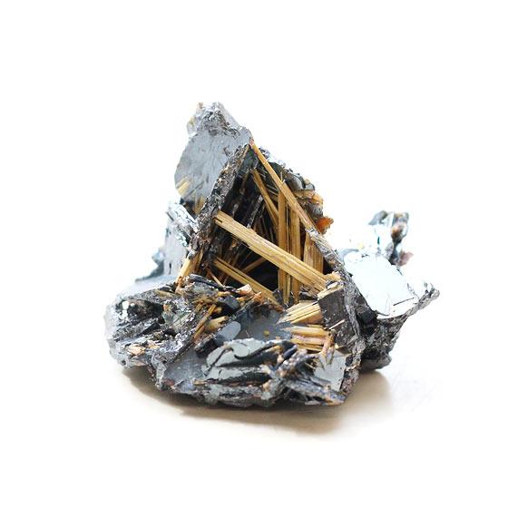 ブラジル産 ルチル結晶 17