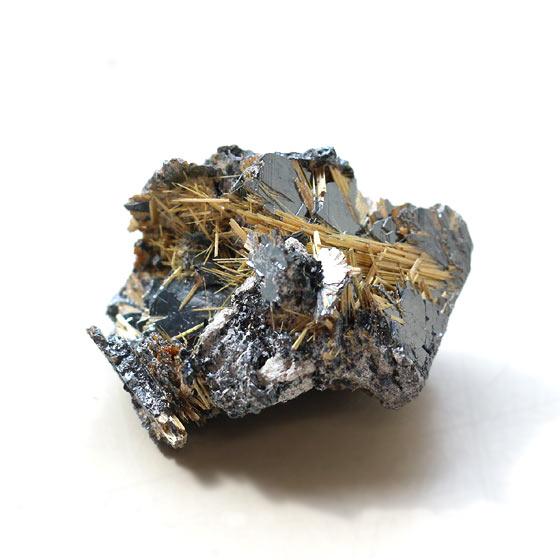 ブラジル産 ルチル結晶 18