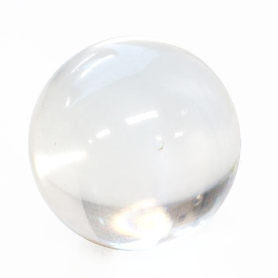 ヒマラヤ水晶 約45mm球(丸玉 球体)