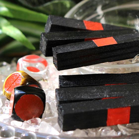 易占いダイス3種セット 占い師IRIS KEIKO監修 専用解説書付き黒水晶・水晶・タイガーアイダイス