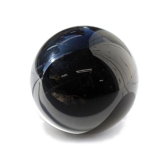 黒水晶 球体 57mm球 丸玉