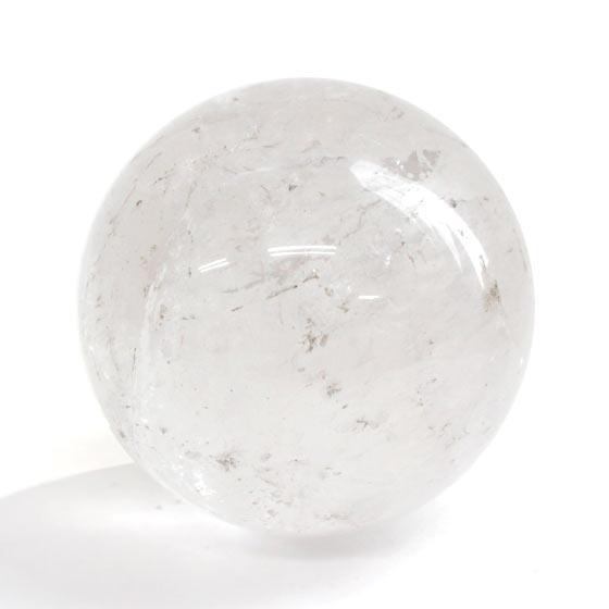 パールバティ産 ヒマラヤ水晶 約72.5mm球