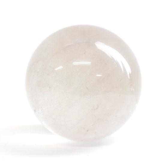 パールバティ産 ヒマラヤ水晶 約70mm球