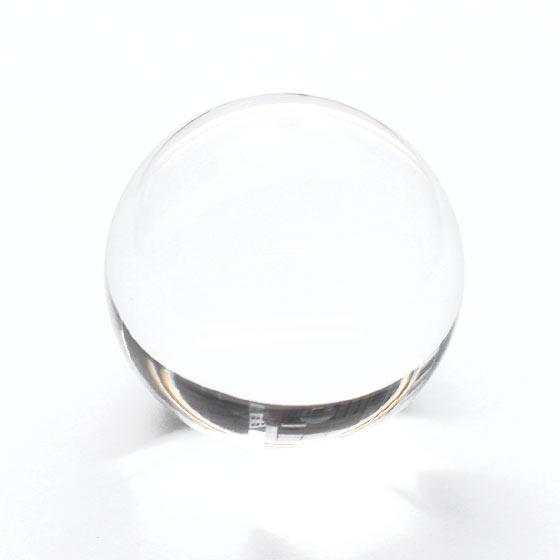 マダガスカル産 水晶 約35mm球 丸玉