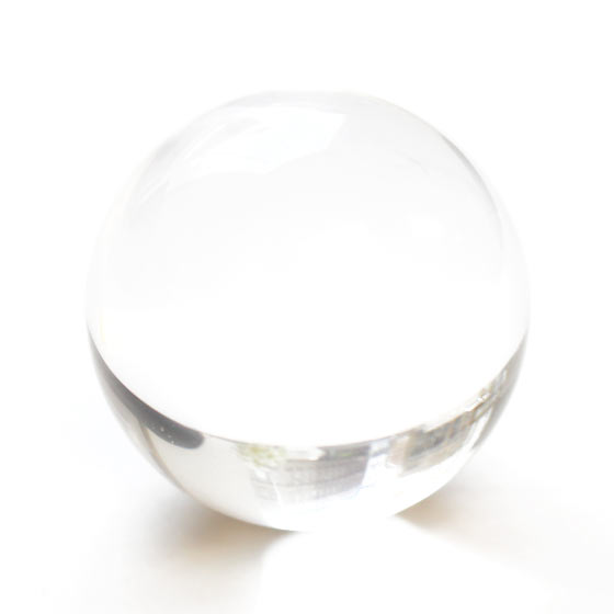 ブラジル産 水晶 約36mm球 丸玉