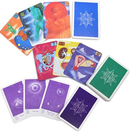 3種の中から選べる五味博士タロットカード