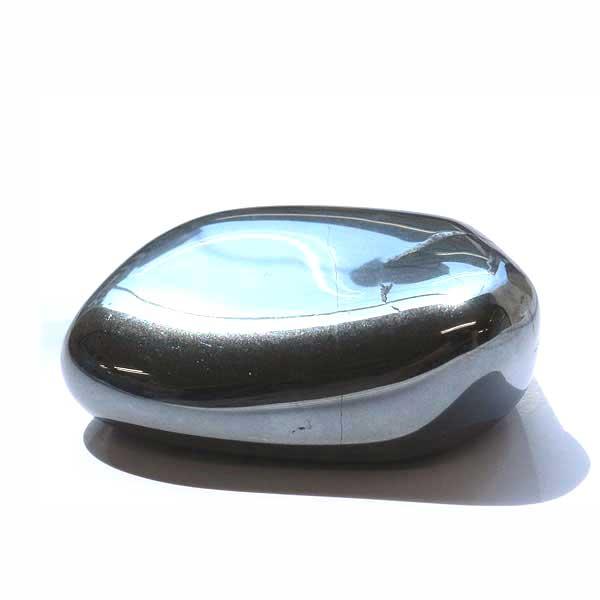 にぎり石 ヘマタイト(タンブル)