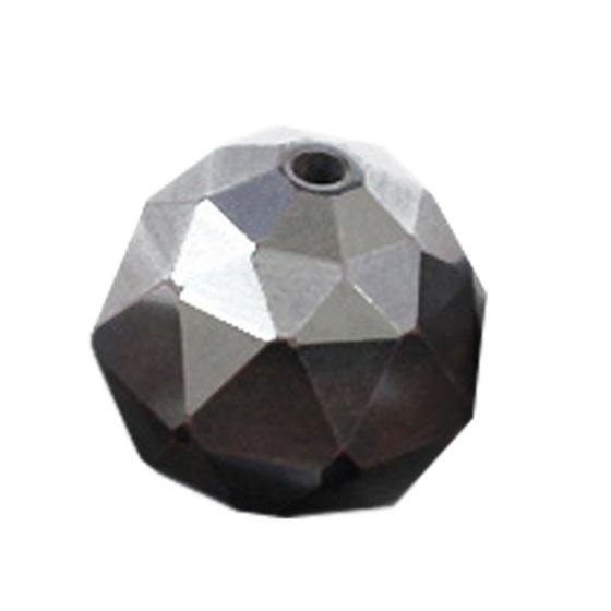 ヘマタイトスターカット8-9mmパーツ パワーストーンビーズ (part08s2hem171024) メール便可