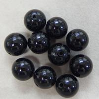 黒水晶10mmパーツ(10粒売り)パワーストーンビーズ (part10s1mori1403) メール便不可