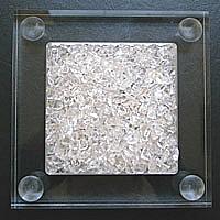 ゼロフィールドボックス+水晶さざれチップセット メール便不可