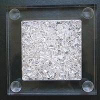 ゼロフィールドボックス+レムリアン水晶さざれチップセット メール便不可