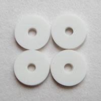 ゼロフィールドクッション白(6mm)4個セット メール便可