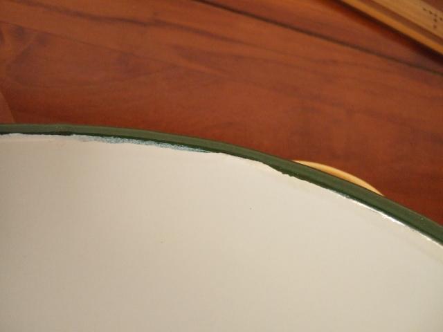 【タイ製】ホーロー両手鍋ふた付き20cmPENGUIN イエロー