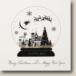 ~レターパックライト可~Five Dollar Shake ファイブダラーシェイク グリーティングカード メリークリスマス&ハッピーニューイヤー 2