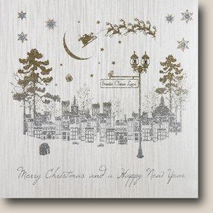 ~レターパックライト可~Five Dollar Shake ファイブダラーシェイク グリーティングカード メリークリスマス&ハッピーニューイヤー 3
