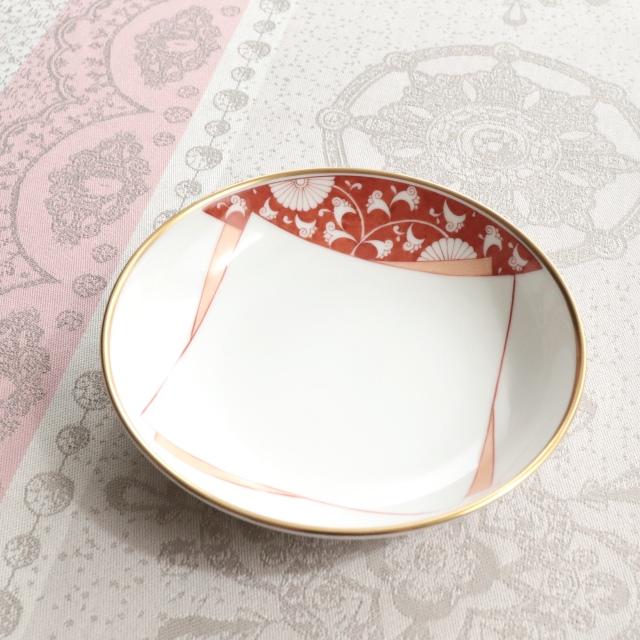 ヘレンド CHRYMS 02704-1-00  オリエンタルシリーズ 小皿 約13.5cm
