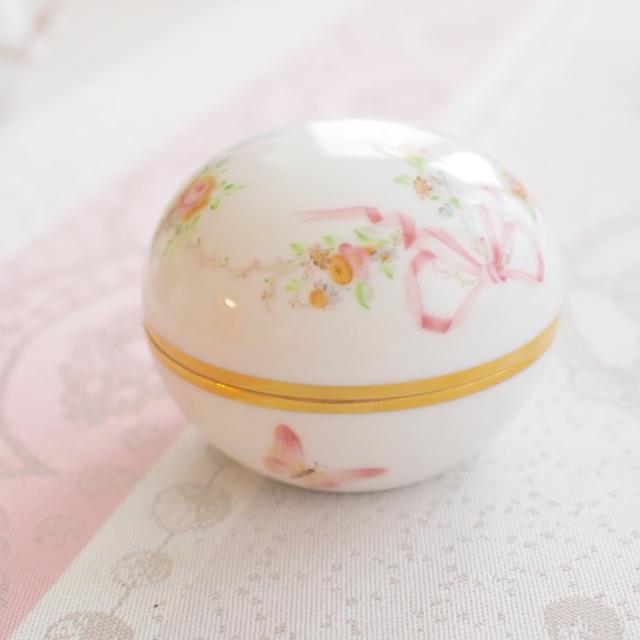 エデン桜ピンク ラウンドボンボン
