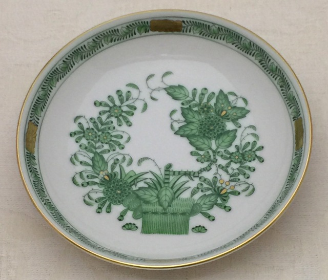 ヘレンド FV 02704-1-00 インドの華 小皿 約13.5cm