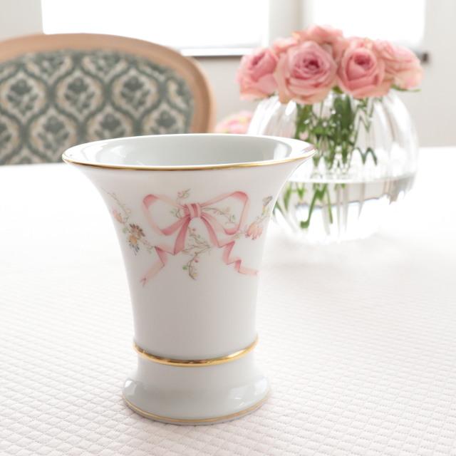 EDEN桜ピンク シンプルバージョン フラワーベース 花瓶10cm