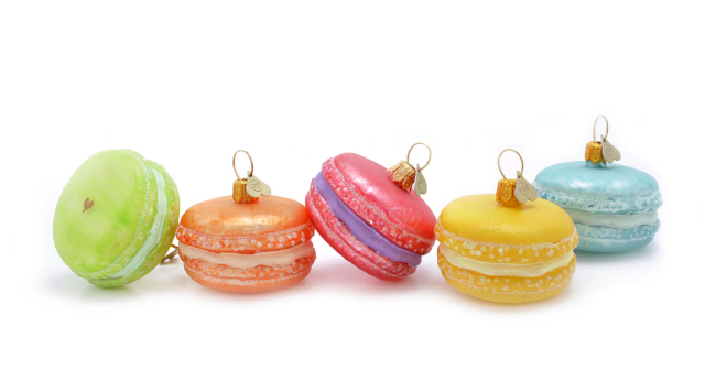 ~Sold Out, Coming Soon~ bombki uk Little Macaroons (小さなマカロンたち)