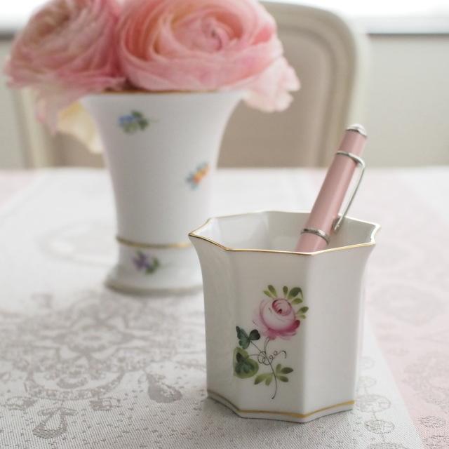☆レア☆ヘレンド ウィーンの薔薇シンプルゴールド マルチカップ(*カップのみ。他のものは付属しません)