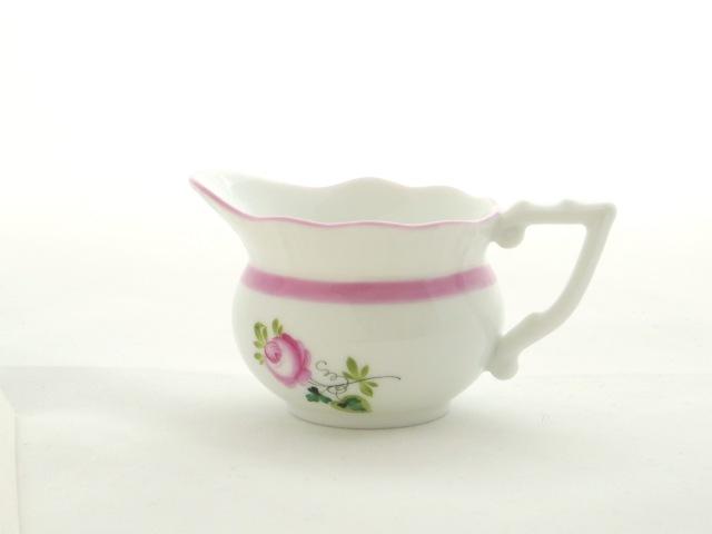 ☆再入荷☆ ヘレンド VRH-X4 00645-0-00 ウィーンの薔薇ピンク クリーマー 70ml