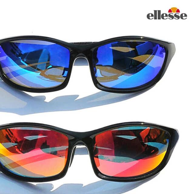 エレッセ スポーツサングラス メンズ 偏光サングラス